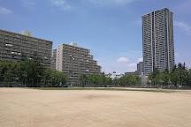 Shimo Fukushima Park, Osaka, Japan