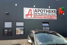 Fashion Outlet Parndorf, Parndorf, Austria