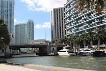 Brickell Avenue Bridge, Miami, United States