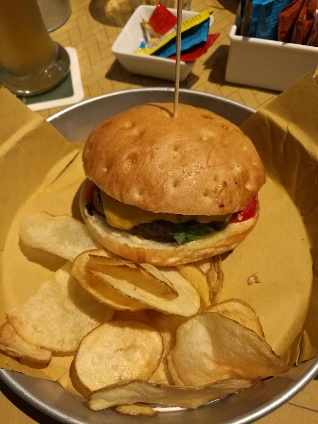 Seconda Fila Beer & Burger