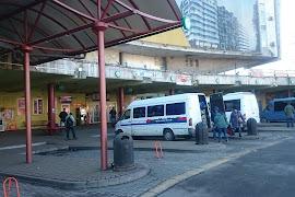 Автобусная станция   Lviv Striyskyi Bus Station
