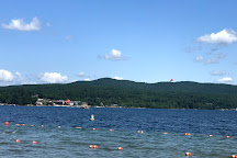 Million Dollar Beach, Lake George, United States