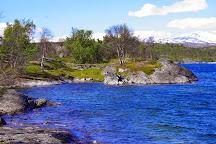 Tornetrask, Abisko, Sweden
