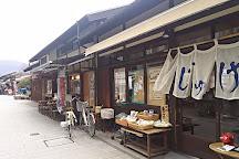 Yohashira Shrine, Matsumoto, Japan