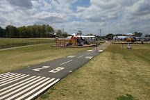 Runway Park at GMU, Greenville, United States
