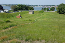 Fort Griswold Battlefield State Park, Groton, United States