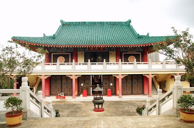 Chuk Lam Sim Monastery