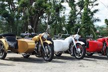 Puerto Rico Sidecars, San Juan, Puerto Rico