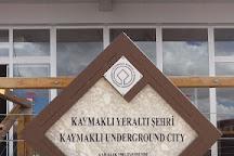Kaymakli, Nevsehir, Turkey
