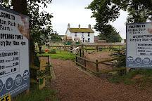 Boston Park Farm Maize Maze, Doncaster, United Kingdom