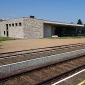 Автобусная станция   Aszófő Vasútállomás Bejárati út