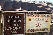Ju/'Hoansi San Living Museum, Tsumkwe, Namibia