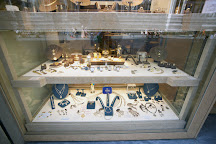 Torrini 1369 jewelry store Florence, Florence, Italy