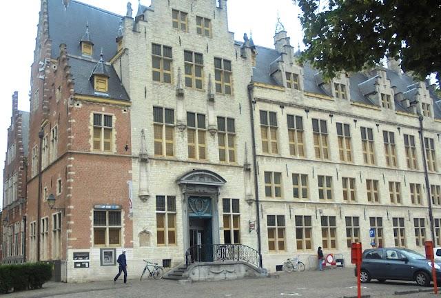De Post - Mechelen Grote Markt