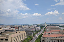 Ronald Reagan Building and International Trade Center, Washington DC, United States