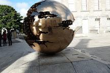 Sphere Within Sphere, Dublin, Ireland
