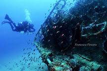 Bluforia Diving Center, Cala Gonone, Italy