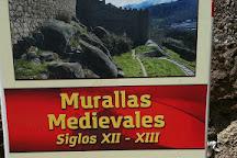 La muralla de Brejar, Bejar, Spain