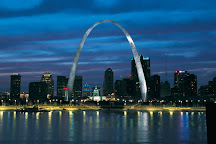 The Gateway Arch, Saint Louis, United States