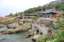 Haedong Yonggung Temple, Busan, South Korea