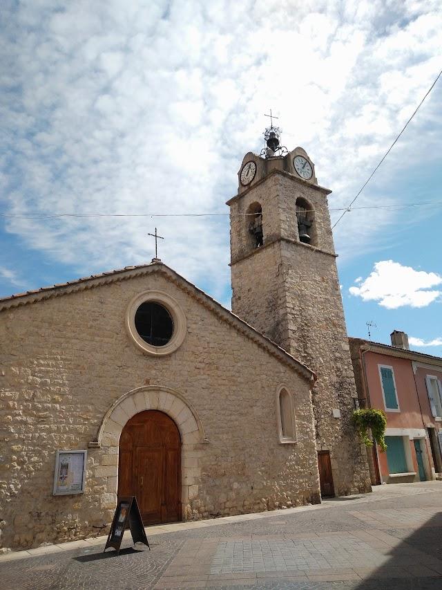 Église Notre-Dame-des-Ormeaux de Gréoux-les-Bains