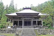 Kokusekiji Temple, Oshu, Japan