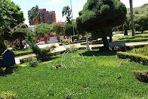 Prefeito Mario Zucato square, Monte Siao, Brazil