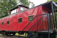 Aiken Visitors Center and Train Museum, Aiken, United States