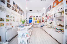 Rododendron Art & Design Shop, Budapest, Hungary