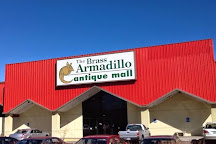 Brass Armadillo Antique Mall, Wheat Ridge, United States
