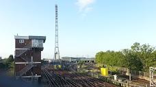 Northumberland Park Depot (LRT) london