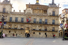 Plaza Mayor de Leon, Leon, Spain