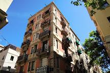 Fuente de Carmen Amaya, Barcelona, Spain