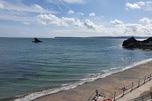 Meadfoot Beach, Torquay, United Kingdom