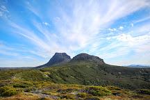 Barn Bluff, Cradle Mountain-Lake St. Clair National Park, Australia