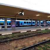 Железнодорожная станция  Smíchovské nádraží