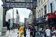 BucketRace, London, United Kingdom