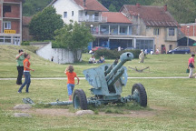 Museum Battle for the Wounded on Neretva River, Jablanica, Bosnia and Herzegovina