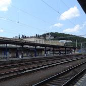 Железнодорожная станция  Bratislava