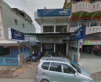Bank Mandiri Mitra Usaha Sumatera Selatan