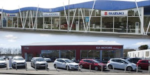 Gillanders Motors Ltd
