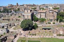 Basilica Santa Francesca Romana, Rome, Italy