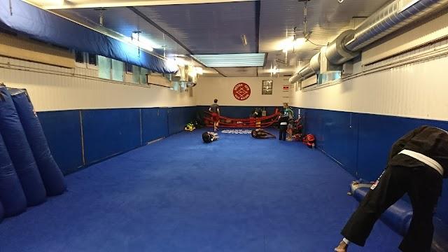 Mejiro Gym Amsterdam