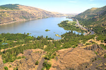 Rowena Crest Viewpoint, Mosier, United States