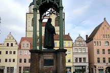 Luthergarten, Wittenberg, Germany