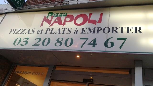Pizza Napoli II