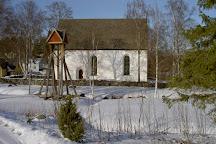 Enangers Gamla Kyrka, Enanger, Sweden
