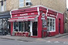 Manos Fresh Food Bar oxford