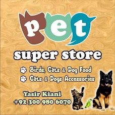 Pet Super Store Urooj Arcade F-10 Markaz Islamabad