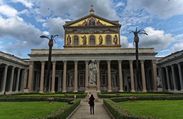 Basilique Saint - Paul - Hors - Les - Murs